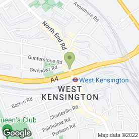 Map of Pack & Send - We Send Anything Anywhere in London, london