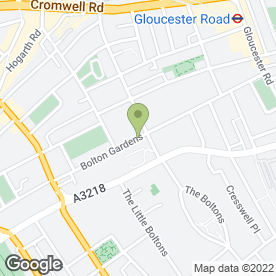 Map of Earls Court Heating And Boiler Specialists in London, london