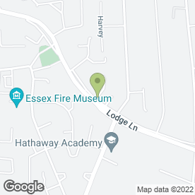 Map of Heventech Mechanical Services Ltd in Grays, essex
