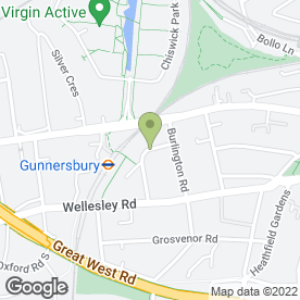 Map of Buttercups Day Nursery in London, london