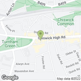 Map of Specsavers in London, london