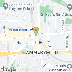 Map of Timpson Locksmith & Safe Engineers in London, london