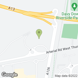 Map of Predator Paintball in Purfleet, essex
