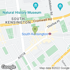 Map of Kentronic Ltd in London, london