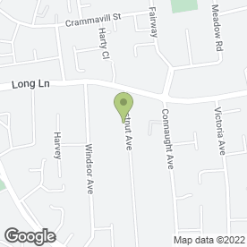 Map of Ross White Guitar & Bass Tuition in Grays, essex