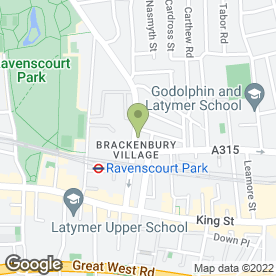 Map of Emergency Dentist 24Hr in London, london