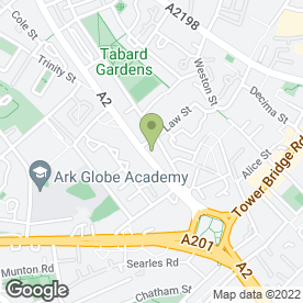 Map of aspect.co.uk Carpenters in London, london