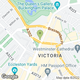 Map of Balls Bros Ltd in London, london