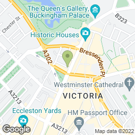Map of Old Masters in LONDON, london