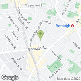 Map of Microcapi Smoothies in London, london