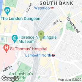 Map of Top Wind Flute Specialists in London, london