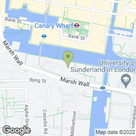 Map of RLD in London, london