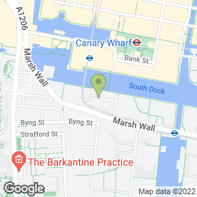 Map of C9 Dezine in LONDON, london