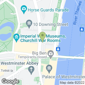 Map of Aircon Worldwide Ltd in London, london