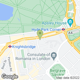 Map of Boxwood Cafe in London, london