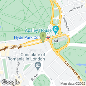 Map of Aspleys in LONDON, london