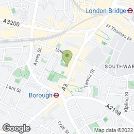 Map of The Local Septic Tank Co in London, london