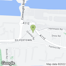 Map of Shurgard Self Storage - City Airport in London, london