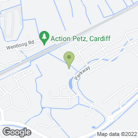 Map of A M L Scaffolding Ltd in Parkway, Cardiff, south glamorgan