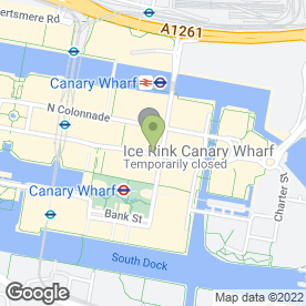 Map of Eat Cafe in London, london