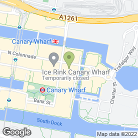Map of Gentry Hair & Beauty Salon Ltd in London, london