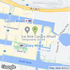 Map of Plateau Restaurant in London, london