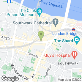 Map of Hunter Penrose Supplies Ltd in London, london