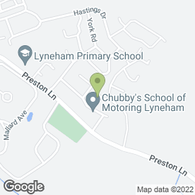 Map of Mandy Oldroyd in Lyneham, Chippenham, wiltshire