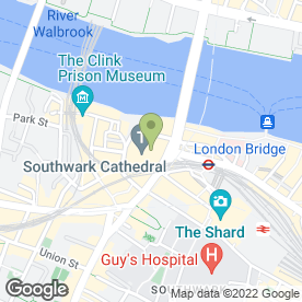 Map of Omni Security Services in London, london