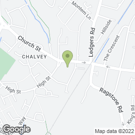 Map of Rayat Solicitors LLP in Chalvey, SLOUGH, berkshire