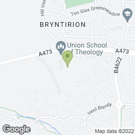 Map of HOOPER in Bryntirion, Bridgend, mid glamorgan