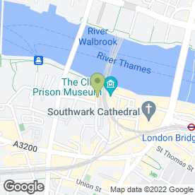 Map of Wagamama in London, london