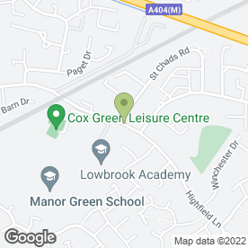 Map of The Drinks Group Ltd in Maidenhead, berkshire