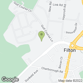 Map of Aeroconseil UK Ltd in Filton, Bristol, avon