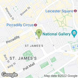 Map of Japanese Food in London, london