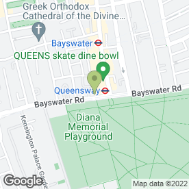 Map of TAN ONE in London, london