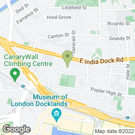 Map of Topcleaning in London, london