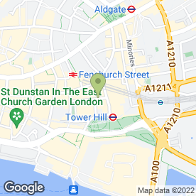 Map of Aircon-Hire Ltd in London