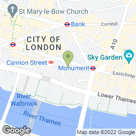 Map of Phoenix Wealth Management Ltd in London, london