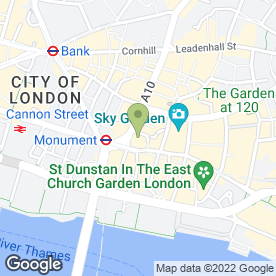 Map of UKFCS Mortgage Specialists in London, london