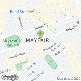 Map of Northam Clover in London, london