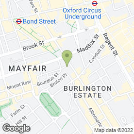 Map of JB Silverware in London, london