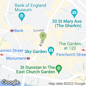 Map of Loch Fyne Restaurants in London, london