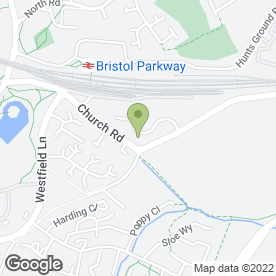 Map of Andrew Morgan Mobile Locksmith in Stoke Gifford, Bristol, avon