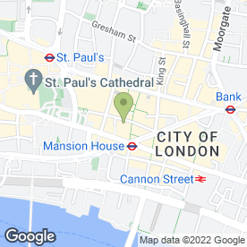 Map of Hair Logics in London, london
