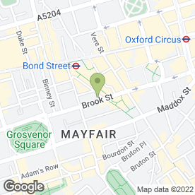 Map of SK1 Security Systems in London, london