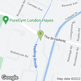 Map of Quality Foods in Hayes, middlesex