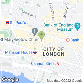 Map of Filing Plus Ltd in London, london