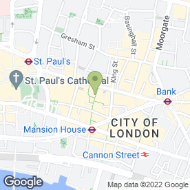 Map of M.B Associates in London, london