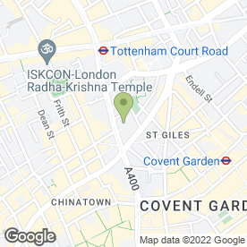 Map of Salsa in London, london